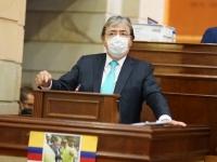 Muere el ministro de Defensa, Carlos Holmes Trujillo, por COVID-19