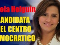 Paola Holguin Candidata Presidencial
