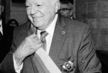 Profundo dolor nos produce el fallecimiento del gran amigo y ex presidente del Senado Aurelio Iragorri Hormaza