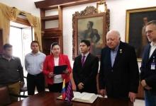 Plenaria realiza moción de duelo por el fallecimiento del excongresista Aurelio Iragorri y funcionarios del Senado